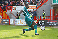 Enzio Boldewijn of Sutton United during Crawley Town vs Sutton United, Sky Bet EFL League 2 Football at The People's Pension Stadium on 16th October 2021