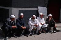 China, Peking, in der Niu Jie- Moschee