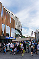 London, ENG - June 1, 2019:  Members of the USWNT traveled to London to watch the Champions League final during a viewing at Tottenham Hotspur Stadium.
