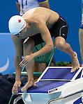 Jean-Michel Lavalliere, Rio 2016 - Para Swimming // Paranatation.<br /> Jean-Michel Lavalliere competes in the men's 50m free // Jean-Michel Lavalliere participe au 50 m libre masculin. 09/09/2016.