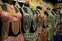 BELLY DANCING COSTUMES FOR SALE AT THE GRAND BAZAAR, ISTANBUL, TURKEY