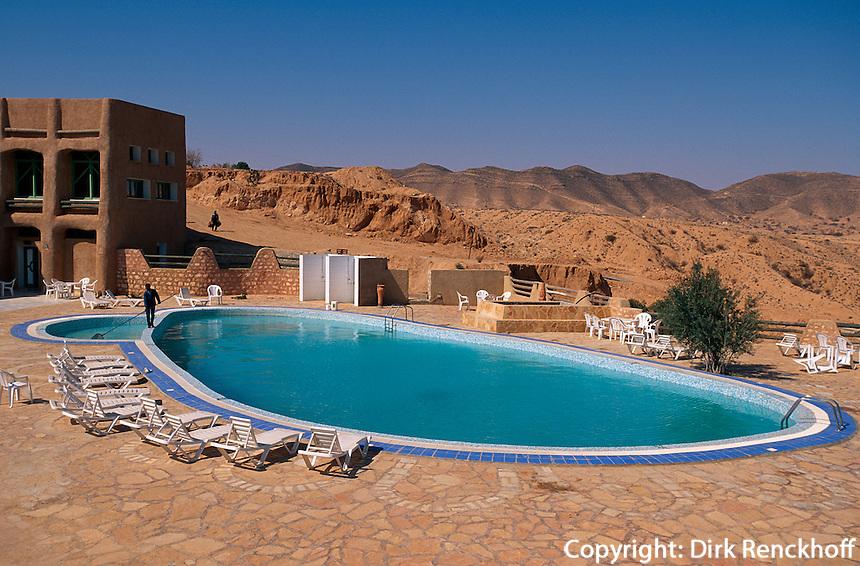 Hotel Diar el Berber, Matmata, Tunesien