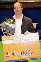 15-12-12, Rotterdam, Tennis Masters 2012, Tennistrainer van het jaar.