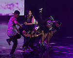 """BoA, Jul 24, 2014 : South Korean singer BoA performs at the 10th anniversary live special of weekly music chart show, """"M! Countdown"""" of Mnet in Goyang, north of Seoul, South Korea. (Photo by Lee Jae-Won/AFLO) (SOUTH KOREA)"""