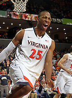 20130208 Clemson Virginia NCAA Basketball