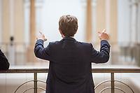 """4. Sitzung des 2. Untersuchungsausschusses <br /> der 18. Wahlperiode des Berliner Abgeordnetenhaus - """"BER II"""" - am Freitag den 12. Oktober 2018.<br /> Der Ausschuss soll die Ursachen, Konsequenzen und Verantwortung fuer die Kosten- und Terminueberschreitungen des im Bau befindlichen Flughafens """"Berlin Brandenburg Willy Brandt"""" aufklaeren.<br /> Als oeffentlicher Tagesordnungspunkt war die Beweiserhebung durch Vernehmung des Zeugen  BER-Chef Prof. Dr.-Ing. Engelbert Luetke Daldrup vorgesehen.<br /> Im Bild: Der BER-Chef Engelbert Luetke Daldrup vor Beginn der Sitzung.<br /> 12.10.2018, Berlin<br /> Copyright: Christian-Ditsch.de<br /> [Inhaltsveraendernde Manipulation des Fotos nur nach ausdruecklicher Genehmigung des Fotografen. Vereinbarungen ueber Abtretung von Persoenlichkeitsrechten/Model Release der abgebildeten Person/Personen liegen nicht vor. NO MODEL RELEASE! Nur fuer Redaktionelle Zwecke. Don't publish without copyright Christian-Ditsch.de, Veroeffentlichung nur mit Fotografennennung, sowie gegen Honorar, MwSt. und Beleg. Konto: I N G - D i B a, IBAN DE58500105175400192269, BIC INGDDEFFXXX, Kontakt: post@christian-ditsch.de<br /> Bei der Bearbeitung der Dateiinformationen darf die Urheberkennzeichnung in den EXIF- und  IPTC-Daten nicht entfernt werden, diese sind in digitalen Medien nach §95c UrhG rechtlich geschuetzt. Der Urhebervermerk wird gemaess §13 UrhG verlangt.]"""