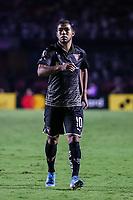 Sao Paulo (SP), 11/03/2020 - Sao Paulo-LDU - J. Somoza, do LDU durante partida contra o Sao Paulo, valida pela fase de grupos da Copa Libertadores, no estadio do Morumbi, em Sao Paulo (SP), neste quarta-feira (11). (Foto: Marivaldo Oliveira/Codigo 19/Codigo 19)