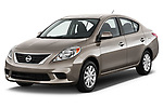 2012 Nissan Versa Sedan SV 4 Door Sedan