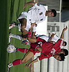 Iraq vs Vietnam during the Olympic Preliminary Qualifier match. Photo by World Sport Group