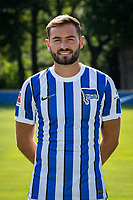 17th August 2020; Berlin, Germany. Hertha Berlin official Bundesliga season portraits, season 2020-21:  Lucas Tousart Hertha BSC, No.29