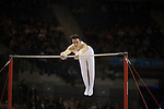 British Gymnastics Championships 2017<br /> The Liverpool Echo Arena<br /> Ian Mepham Barry YMCA Gym Club<br /> 25.03.17<br /> ©Steve Pope - Sportingwales