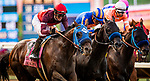 JULY 31, 2021: Dr. Schivel (left) With Flavien Prat defeats Eight Rings with Abel Cedillo to win the Bing Crosby at Del Mar Fairgrounds in Del Mar, California on July 31, 2021. Evers/Eclipse Sportswire/CSM