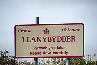 2018 10 23 Tragic death of Evan Lloyd Williams in Llanybydder, Wales, UK