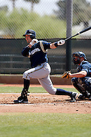 Cole Gillespie - Milwaukee Brewers - 2009 spring training.Photo by:  Bill Mitchell/Four Seam Images