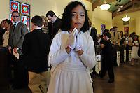 2014 HSPS First Communion Mass 2