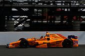 Verizon IndyCar Series<br /> Indianapolis 500 Carb Day<br /> Indianapolis Motor Speedway, Indianapolis, IN USA<br /> Friday 26 May 2017<br /> Fernando Alonso, McLaren-Honda-Andretti Honda<br /> World Copyright: Scott R LePage<br /> LAT Images<br /> ref: Digital Image lepage-170526-indy-8695