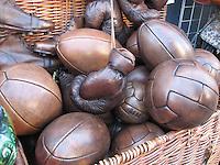 A Sporting Chance, Portobello Market - London