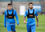 St Johnstone Training….09.09.16<br />