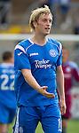 St Johnstone FC.... Season 2010-11.Liam Craig .Picture by Graeme Hart..Copyright Perthshire Picture Agency.Tel: 01738 623350  Mobile: 07990 594431
