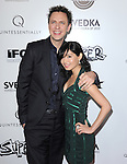 James Gunn and Mia at The IFC Midnight L.A. Premiere of SUPER held at The Egyptian Theatre in Hollywood, California on March 21,2011                                                                               © 2010 Hollywood Press Agency