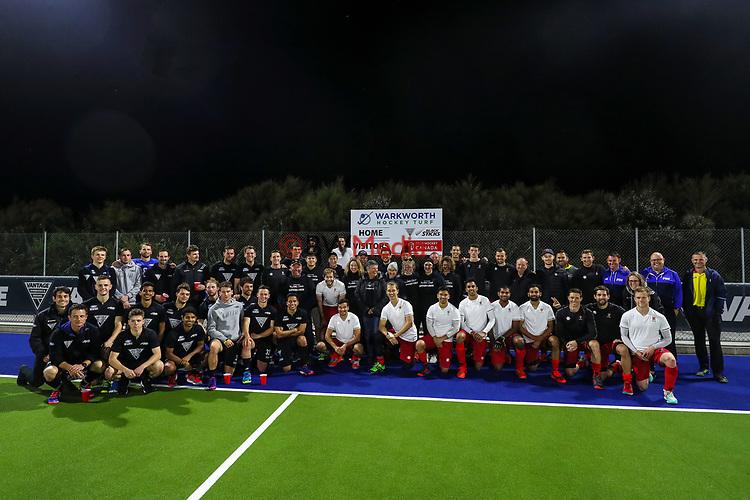 International Hockey, Blacksticks men v Canada. Warkworth Hockey Turf, Warkworth, Auckland, New Zealand. Thursday 18 October 2018. Photo: Simon Watts/ Hockey NZ