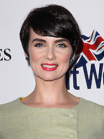 LOS ANGELES, CA, USA - APRIL 22: Victoria Summer at the 8th Annual BritWeek Launch Party on April 22, 2014 in Los Angeles, California, United States. (Photo by Celebrity Monitor)