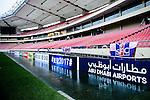 Shanghai Shenhua FC (CHN) vs Brisbane Roar (AUS) during their AFC Champions League 2017 Playoff Stage at the Hongkou Stadium, on 08 February 2017 in Shanghai, China. Photo by Marcio Rodrigo Machado / Power Sport Images