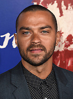 Jesse Williams @ the premiere of 'The Birth of a Nation' held @ the Cinerama Dome theatre. September 21, 2016