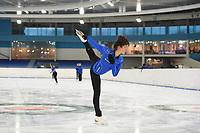 SCHAATSEN: HEERENVEEN, 2018, IJsstadion Thialf, Figure Skating, ©foto Martin de Jong