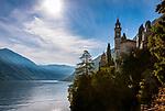 Italy, Lombardia, Brienno: Chiesa della Madonna (Chiesa dell'Immacolata) | Italien, Lombardei, Brienno: Chiesa della Madonna (Chiesa dell'Immacolata)