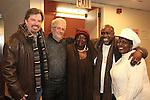 Lillias White, Scott Wakefield, Akin Babatunde, Alan Govenar @ Texas in Paris, The York Theatre Co