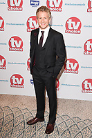 George Rainsford<br /> arriving for the TV Choice Awards 2017 at The Dorchester Hotel, London. <br /> <br /> <br /> ©Ash Knotek  D3303  04/09/2017