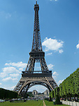 Eiffel Tower 4, Paris France