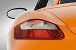Tail light close up detail of a 2008 Porsche Boxster LE