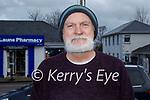 Alan Ovans from Killorglin