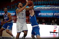 18-05-2021: Basketbal: Donar Groningen v Heroes Den Bosch: Groningen, Donar speler Davonte Lacy op weg naar score