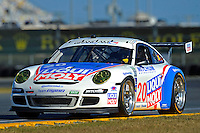 #20 Liqui Moly Porsche GT3 Cup of Gunter Schaldach, Franz Engster, Joe Safina & David Murry