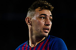 Munir El Haddadi Mohamed of FC Barcelona looks on during the La Liga 2018-19 match between FC Barcelona and Real Betis at Camp Nou, on November 11 2018 in Barcelona, Spain. Photo by Vicens Gimenez / Power Sport Images