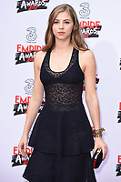 Hermione Corfield<br /> arriving for the Empire Film Awards 2017 at The Roundhouse, Camden, London.<br /> <br /> <br /> ©Ash Knotek  D3243  19/03/2017