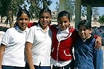 FOUR YOUNG MEXICAN GIRLFRIENDS