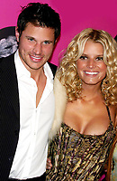 JESSICA SIMPSON AND NICK LACHEY 2004<br /> Photo By John Barrett/PHOTOlink
