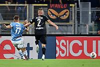 Ciro Immobile of SS Lazio scores the goal of 1-0 for his side <br /> Roma 22-9-2019 Stadio Olimpico <br /> Football Serie A 2019/2020 <br /> SS Lazio - Parma Calcio <br /> Foto Andrea Staccioli / Insidefoto