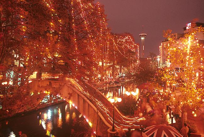 Las Posadas Festival, Christmas, River Walk, San Antonio, Texas