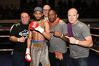 Boxing York Hall 10-02-18