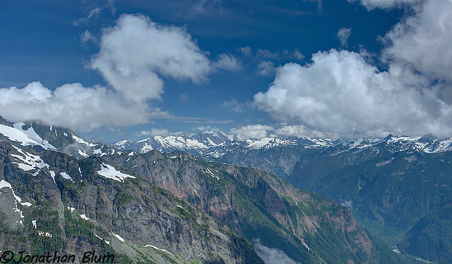 North Cascades Panorama/HDR