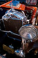 USA, Alaska, Oldtimer Auto in Fairbanks