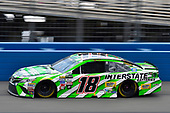 2017 Monster Energy NASCAR Cup Series<br /> Auto Club 400<br /> Auto Club Speedway, Fontana, CA USA<br /> Sunday 26 March 2017<br /> Kyle Busch, Interstate Batteries Toyota Camry<br /> World Copyright: Nigel Kinrade/LAT Images<br /> ref: Digital Image 17FON1nk06255