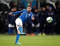 Soccer Football - 2018 World Cup Qualifications - Europe - Italy vs Sweden - San Siro, Milan, Italy - November 13, 2017 <br /> Italy's Jorginho in action during the FIFA World Cup 2018 qualification football match between Italy and Sweden at the San Siro Stadium in Milan on November 13, 2017.<br /> UPDATE IMAGES PRESS/Isabella Bonotto