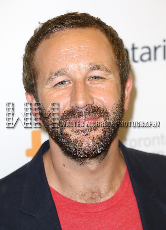 Chris O'Dowd attends the 'St. Vincent' premiere during the 2014 Toronto International Film Festival at Princess of Wales Theatre on September 5, 2014 in Toronto, Canada.