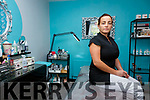 Lisa O'Shea from 'Glow Health & Beauty Salon in Cahersiveen facing further closure due to new level of restrictions.